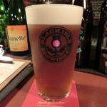 Bar Malt Road - Black Isle/Golden eye Pale ale 1250円