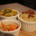 熟成肉バル イチノミヤウッシーナ - 前菜盛り合わせ3種