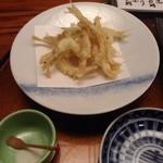 胡蝶 - 白えび天ぷら