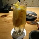 吉祥寺 三うら - 凍結レモンのハイボール