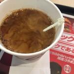 マクドナルド - プレミアムローストコーヒーM(*´ω`*)フレッシュ