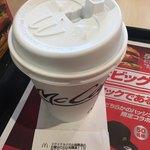マクドナルド - プレミアムローストコーヒーM(*´ω`*)
