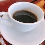 すし処 きた浜 - 食後のコーヒー