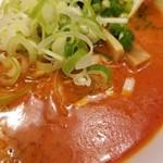 辛いラーメン14 - 塩5倍スープ