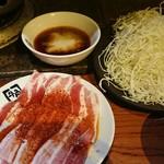 牛角 - キャベツ豚太郎