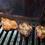 焼肉39ゴリラ - バラ