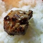 焼肉39ゴリラ - バラ オンザ ライス