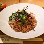 84564506 - 納豆おろし蕎麦(おろし抜き)