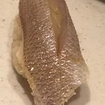 すし岩瀬 - 春子鯛