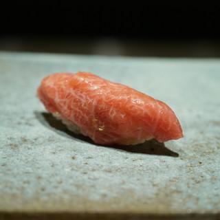近松 - 料理写真:トロ