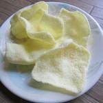 瑞花 - うす揚 チーズ味