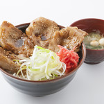 フードスタジアム - 富士桜豚丼