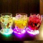お酒の美術館 - フルーツハイボール