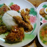 熱帯食堂 -