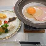 ホテル亀屋 - 朝食