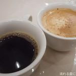 ホテル亀屋 - アメリカンコーヒー&カフェラテ