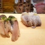 魚がし日本一 立喰寿司 - 料理写真: