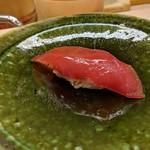 鮨みやもと - 握り 漬けマグロ赤身