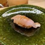 鮨みやもと - 握り 炙りノドグロ