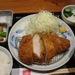 84575980 - 霧島黒豚定食