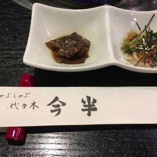 代々木 今半 - 料理写真: