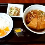 みのがさ - みのがさ@神田和泉町店 朝定B(390円)