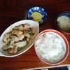 やきとり七福 - 料理写真:塩ホルモン定食
