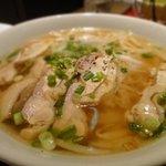 ニャーヴェトナム・フォー麺 - フォー・ガー