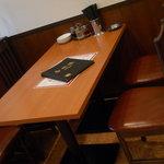 香羽楼 - テーブル(4人)