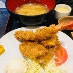 魚啓 - ミックスフライ定食