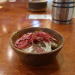 プラチナフィッシュクラフト ビア バル - ポテトサラダ