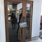 オアフ スタンド - 入口 closed