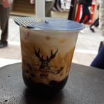ジ アレイ - 黒糖タピオカミルク