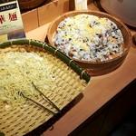 しゃぶ葉 - 麺とご飯コーナー
