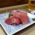 家庭料理 小川 - まぐろの造り