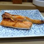 家庭料理 小川 - 鮭ハラス