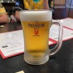 もっこすprimo - 生ビール