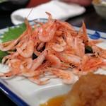 もっこすprimo - 桜海老釜揚げポン酢