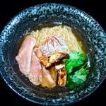 GENEI.WAGAN - 『鴨と松茸の醤油拉麺 2016』