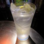 GENEI.WAGAN - 某男性ユニットに大人気の特製レモンサワー