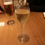 84585730 - 本日のスパークリングワイン