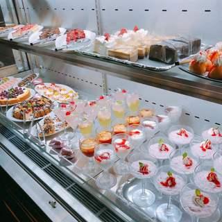 Buen - ケーキコーナー