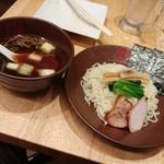 Torashokudou - 手打つけ麺