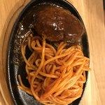 洋食 もりい - ハンバーグステーキランチ