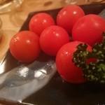 しみきん - 地元のスイートトマト