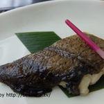 白金温泉ホテル - アブラガレイ(夕食)
