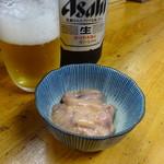 石松 - お通し200円