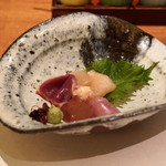 焼鳥YAMATO - ☆お造り6種盛り