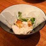 焼鳥YAMATO - ☆地鶏のタタキ