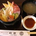 鮨富 - 料理写真:ランチです